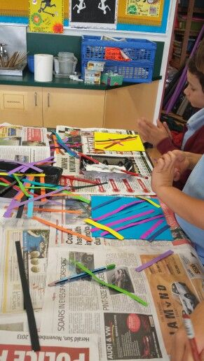 Lines and patterns with Grade One