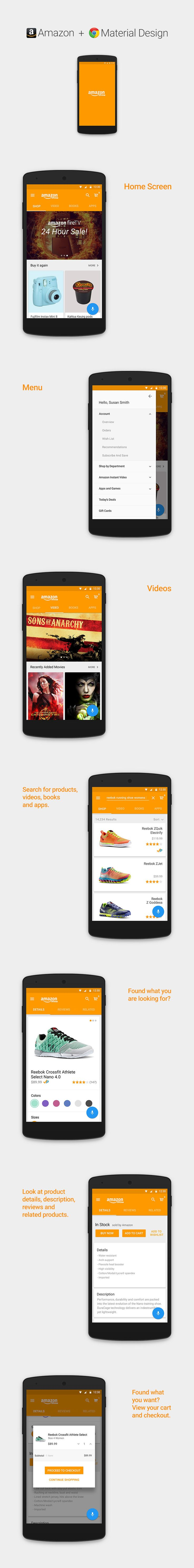Best 25+ Android app design ideas on Pinterest   Android web app ...