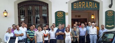 """Adriano Salvi : Nata al  """"Birrificio Torino"""" la prima birra con l'..."""