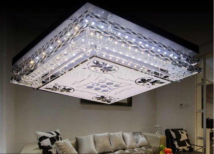 Из светодиодов 40 Вт бесплатная доставка из светодиодов современная и контракт из светодиодов плафон площадь кристалл в спальне лампы 220 В 30 Вт