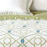 Found it at Wayfair - Bradshaw Button-Tufted Comforter Collection