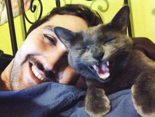 Geçirdiğiniz Günün Stresinden Şıp Diye Arınmanızı Sağlayacak 18 Gülümseyen Hayvan