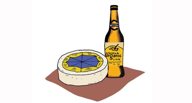 Cheese pairings...love it!