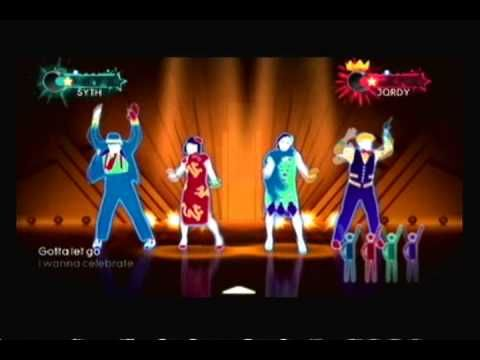 "Just Dance 3 - ""Taio Cruz-Dynamite"" - Wii"