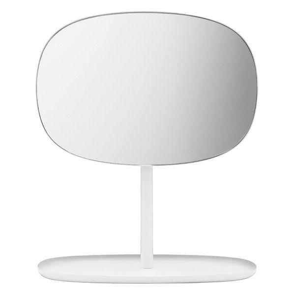 Flip peili, valkoinen