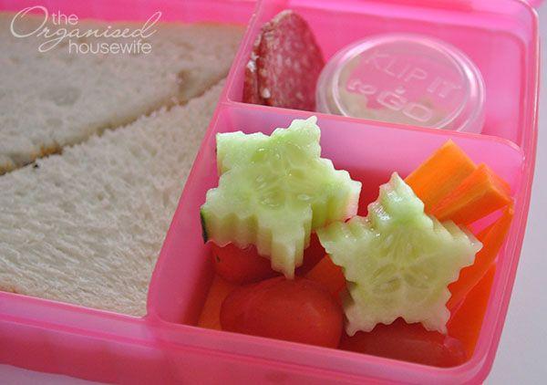 Kids Lunch box idea