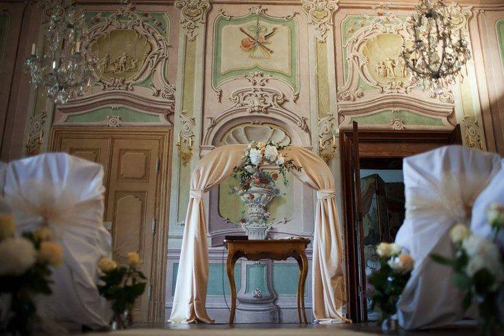 Hall of Mirror Cesky Krumlov
