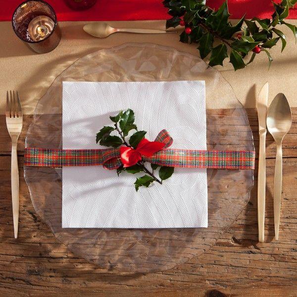Pin By Dekoracje I Prezenty Swiateczn On Dekoracje Swiateczne W Czerwonym Kolorze Gift Wrapping Napkins Gifts