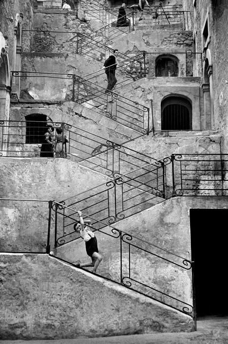 Rene Burri, Sicily Italy 1956
