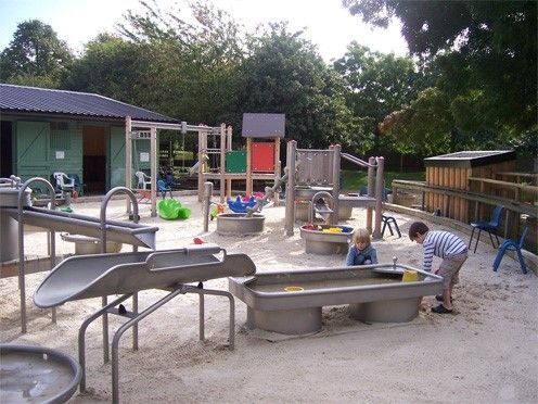 Battersea Zoo Playground