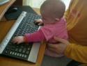 Filmulete copii: La calculator