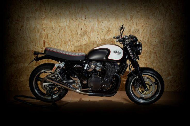 Suzuki Inazuma 750 Classic Style Https Www Facebook Com