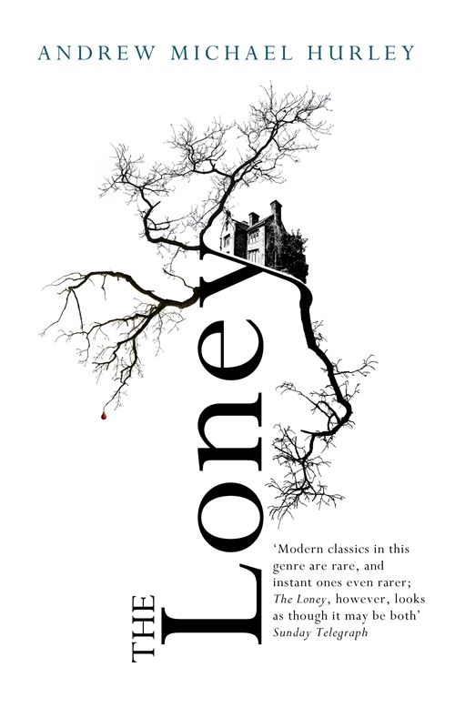 The design of the 'y' made this design interesting. The branches of the tree adds movement to the design and includes a part of the storyline as well. The use of serif type makes the text easy to read.