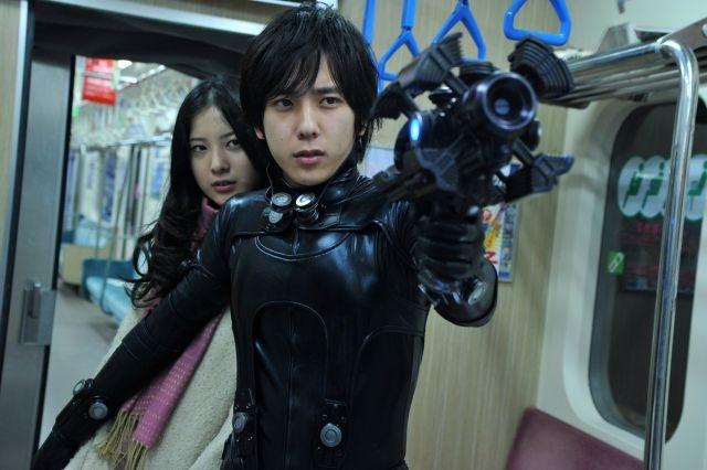 Gantz: Perfect Answer -  Kazunari Ninomiya, Yuriko Yoshitaka