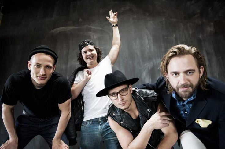 I expect to spend a lot of time listening to Lukas Graham Band in 2016.
