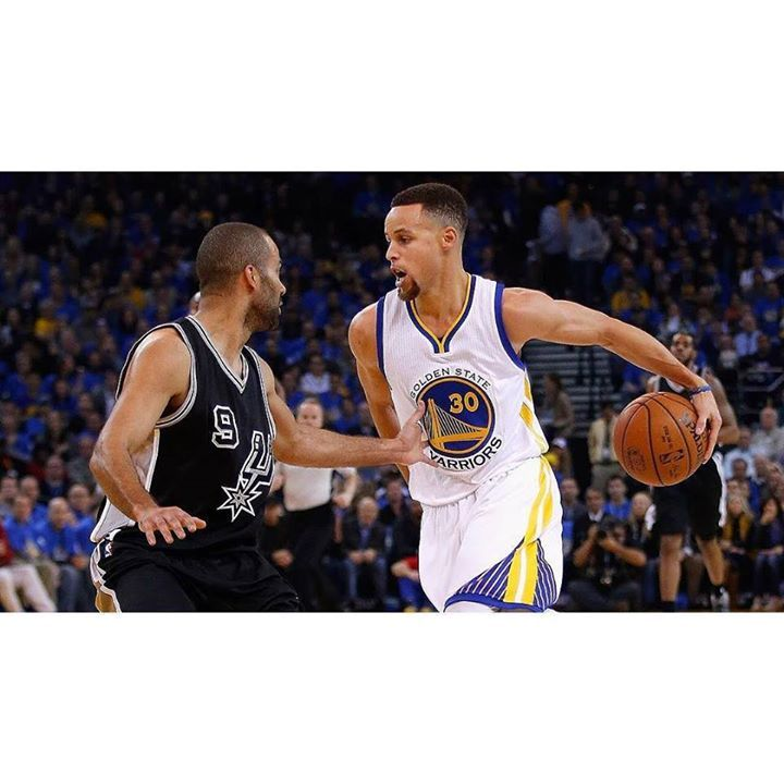 Tonight Warriors-Spurs game will be the first time in NBA history that opponents will enter a game with at least 65 wins apiece. #Gam30ver