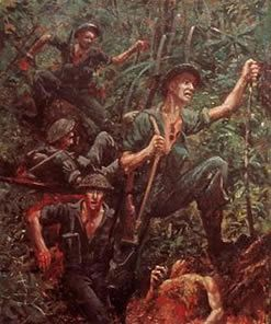 The #Kokoda Campaign 1942: Myth and actuality concentrates on the methods, strategies.