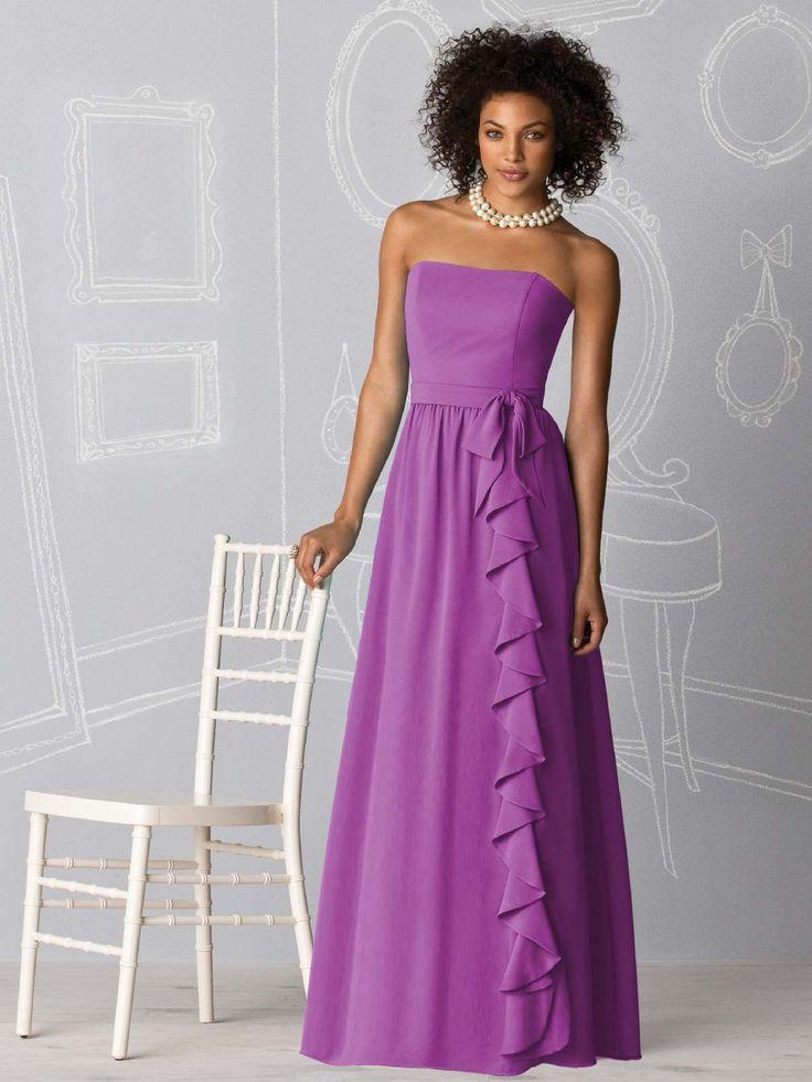 68 mejores imágenes de Strapless Prom Dresses en Pinterest ...