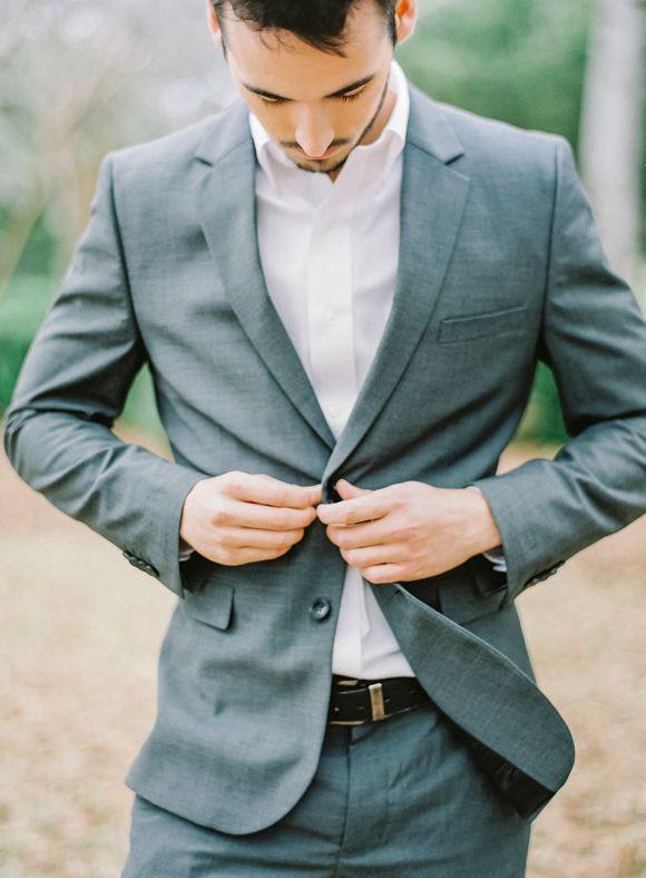 Elegant European Inspired Wedding Ideas | Wedding Sparrow | Carla Gates Photography