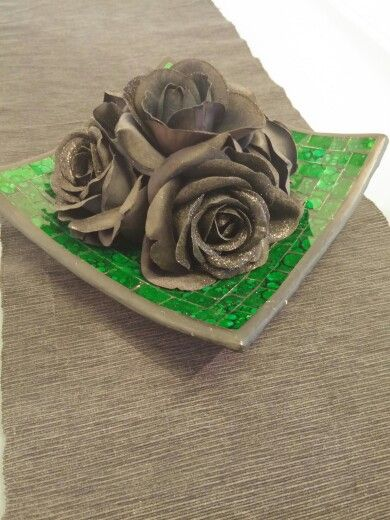 Rose nere. Black rose. Very elegant