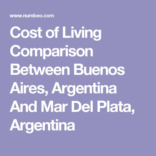 comparison of cb between argentina and Comparing the travel costs between argentina and bolivia, argentina is more expensive bolivia is one of the most affordable countries for travel in south america, but argentina is still quite inexpensive as well both nations offer a great deal for visitors.