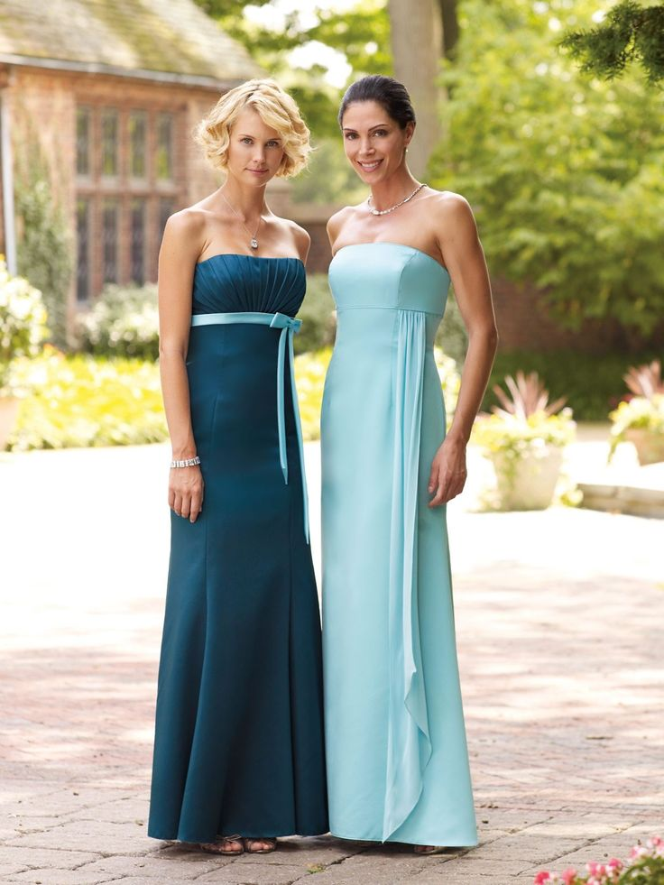 Evening Gown Bridesmaid