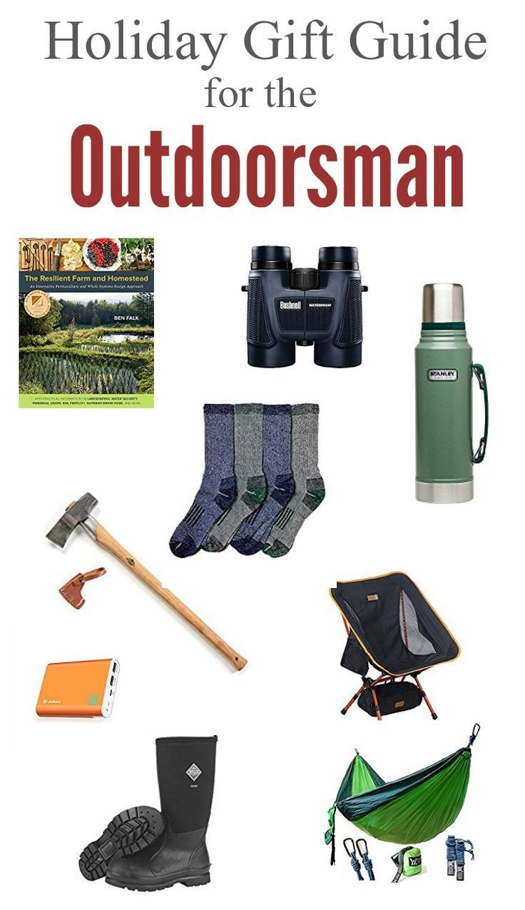 Look No Farther For Gift Ideas For The Outdoorsman In Your Life This Year We Have The Perfect Gifts For Hunt Christmas Gifts For Kids Gift Guide Holiday Gifts
