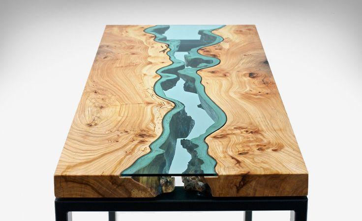 Greg Klassen River Tables