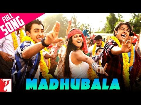 Madhubala - Full Song | Mere Brother Ki Dulhan | Imran Khan | Katrina Kaif | Ali Zafar - YouTube