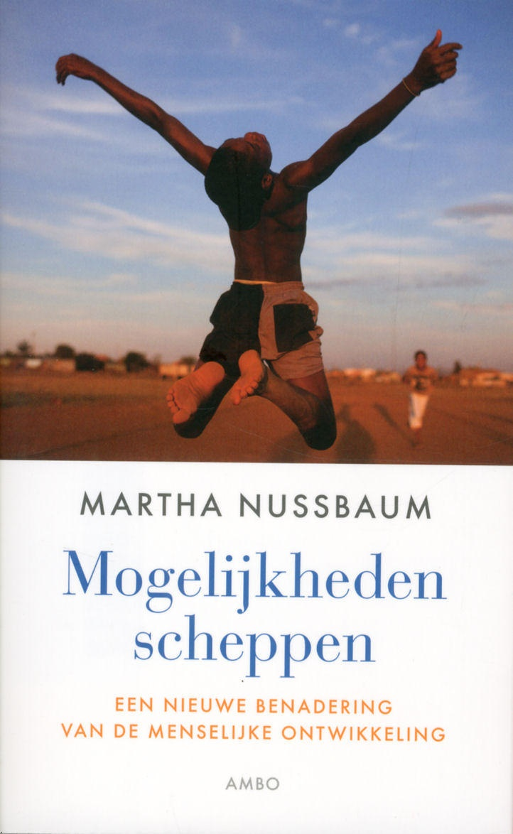 Martha Nussbaum : Mogelijkheden scheppen – een nieuwe benadering van de menselijke ontwikkeling