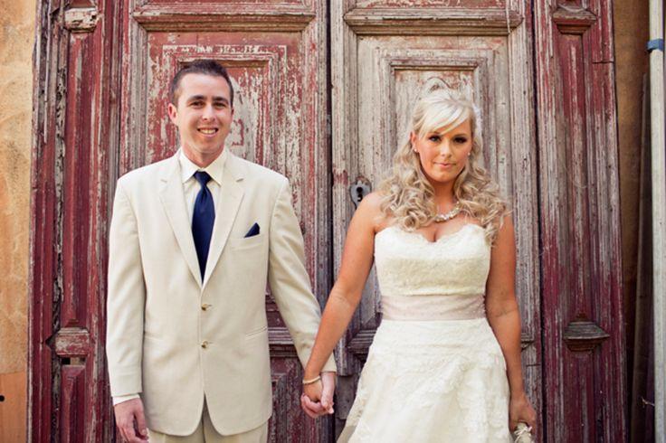 Blush Pink & Navy Vintage Chic Wedding - Every Last Detail