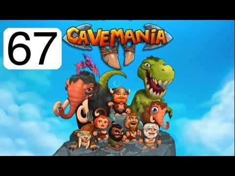Cavemania - Level 67 (No Boosters walkthrough on iPad) by edepot #cavemania #cavetips #usergenerated