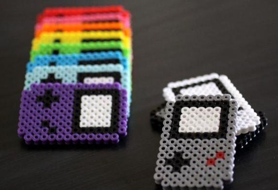 Some Game Boys that are cute and easy and fun to make