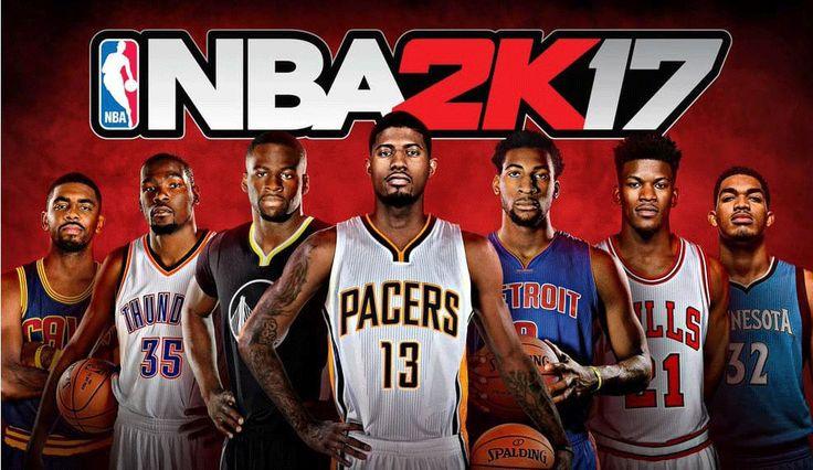 NBA 2K17 Telecharger Gratuit Jeux PC - un jeu de simulation de basketball qui s'efforce de représenter de manière réaliste l'expérience de NBA