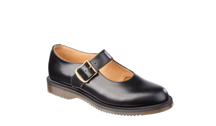Dr Martens CORIN BLACK PACKARD - Doc Martens Boots and Shoes