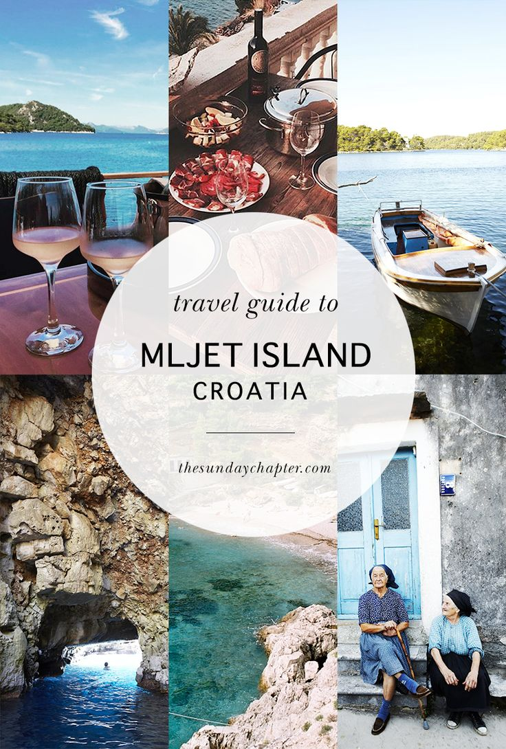 Mljet: one of the most beautiful & tranquil islands in #Croatia