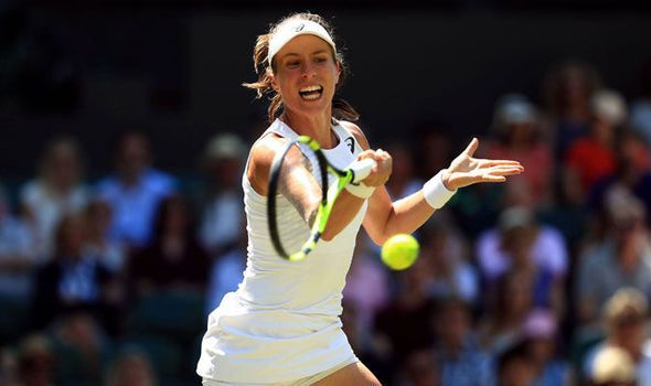 Johanna Konta v Donna Vekic LIVE: Wimbledon 2017 updates as Brit bids to move into round 3