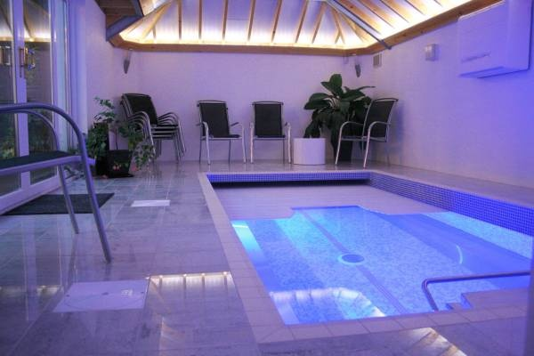 home spa start with a compact endless pool it 39 s ideal for basement