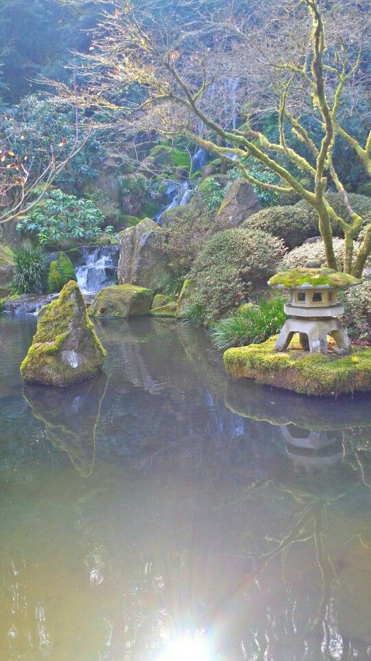 Japanese Gardens, PDX