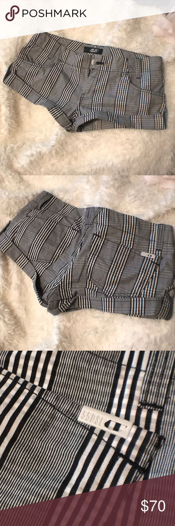 Diesel Plaid Shorts. Size 29 short shorts by DIESEL. Beautiful plaid design, NWOT never worn. Comes from a smoke free pet free home. Diesel Shorts Skorts