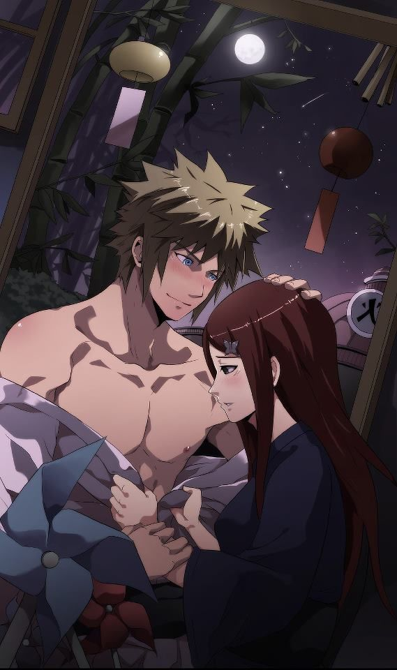 Секс в стиле анимэ про наруто