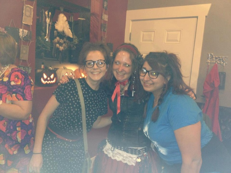 Halloween 2012 at Joanna's Party  #LindseyStirling