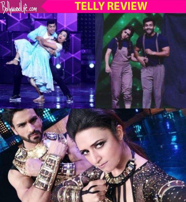 Nach Baliye 8: Divyanka – Vivek give a phenomenal performance while Shoaib – Dipika impress Remo D'Souza #FansnStars