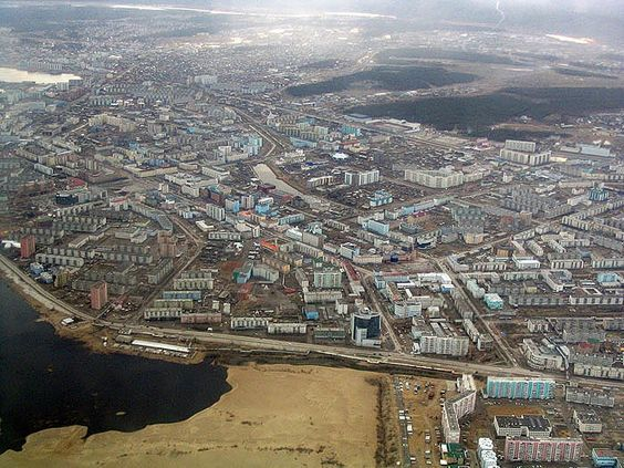 Yakvtsk, Russia is one of the coldest cities on earth.
