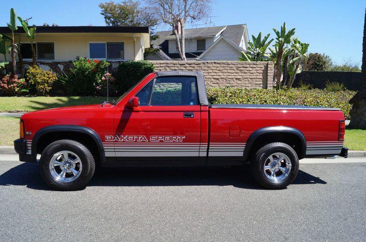 Dd B Fa Da F E A E C B E B Sports Picks Dodge Dakota on 1989 Dodge Dakota Sport 4x4 Convertible