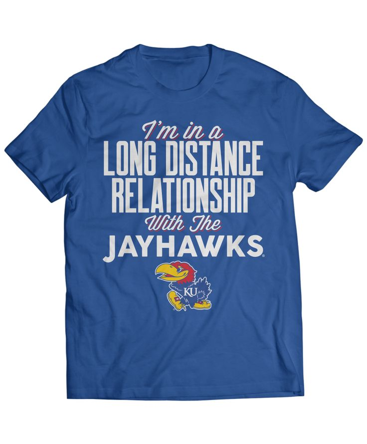 Kansas Jayhawks - Long Distance Relationship