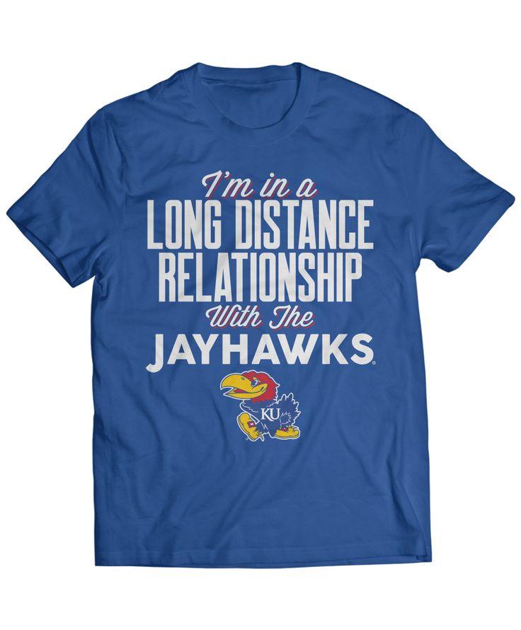 Kansas Jayhawks - Long Distance Relationship