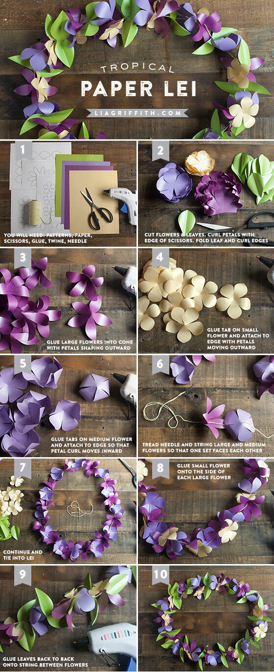 How to flower crown