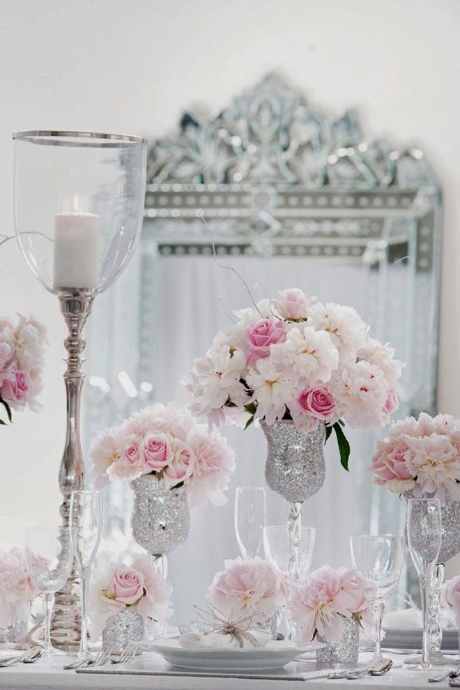 12 Stunning Wedding Centerpieces - 23rd Edition - Belle The Magazine