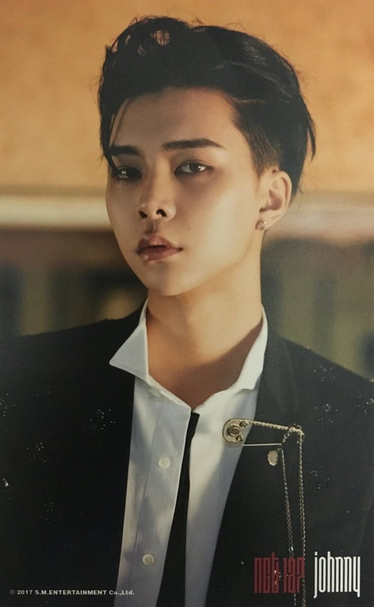 #JOHNNY #NCT